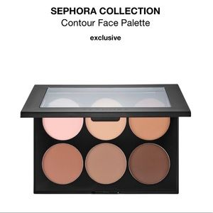 Sephora Collection contour face palette